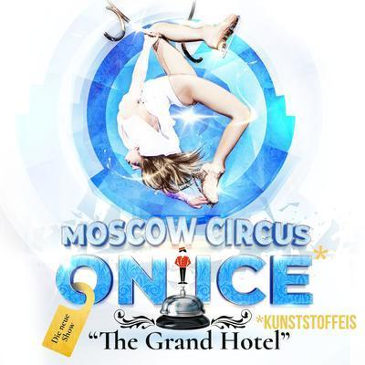 Plakat Moscow circus on ice 2020