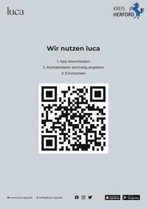 Luca App Plakat Kreis Herford Vorschaubild