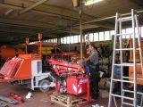 Reparaturarbeiten Bauhof Enger