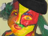 Sozial-Psychiatrische Rehabilitationseinrichtung; Foto einer Maske
