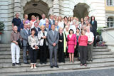 Partnerschaftstreffen 2006 - Gruppenbild der Verantwortlichen aus allen europäischen Partnerregionen