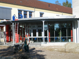 Erneuerung des Foyers am Erich-Gutenberg Berufskolleg in Bünde