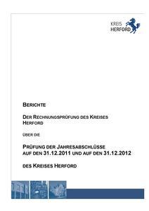 zum Prüfbericht der Rechnungsprüfung des Kreises Herford (Download)