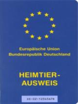 Heimtierausweis