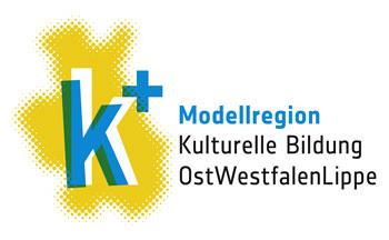 Externer Link: zur Homepage des Projekts - Modellregion Kulturelle Bildung in Ostwestfalen-Lippe