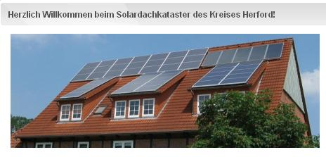 Solardachkataster