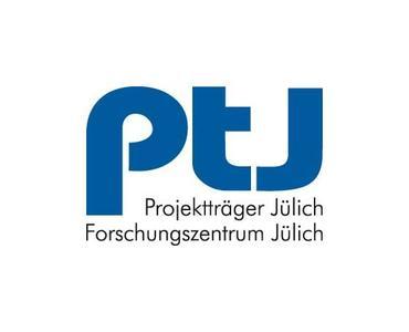 Externer Link: Logo Projektträger Jülich