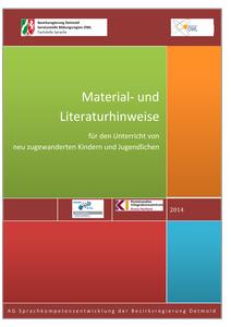 Material- und Literaturhinweise für den Unterricht von neu zugewanderten Kinder und Jugendlichen